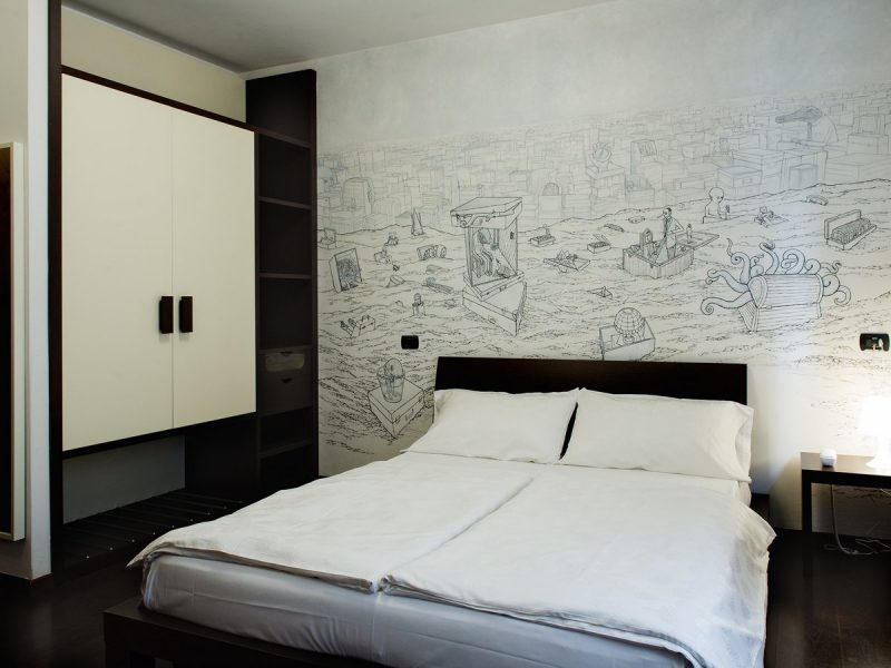 Hotel Asterix Bz Camere